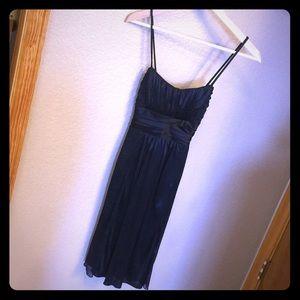 City Triangles Black Formal Dress